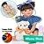 Bebê Reborn Lorena 55cm com Lindo Ursinho - Imagem 1