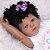 Bebê Reborn Mariele 55cm com Lindo Coelhinho - Imagem 8