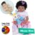 Bebê Reborn Mariele 55cm com Lindo Coelhinho - Imagem 1