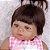 Bebê Reborn Luiza 55cm Corpinho Inteiro em Silicone - Imagem 8