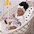 Bebê Reborn Jéssica 55cm Made With Love com Cabelo Cacheado  - Imagem 3