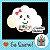 Nuvem ou papeleta para Bico de Pato com carinha - Imagem 1