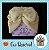 Papeleta personalizada  para turbante - Imagem 1