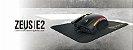 Kit Gamer Mouse e Mousepad Zeus E2 - Imagem 1