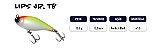 ISCA ARTIFICIAL KV LIPS JR TWITCH BAIT - Imagem 1