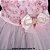Vestido Pérolas Rosa - DuDog - Imagem 9