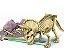 Kit de Escavação de Esqueleto - Tricerátopo - Imagem 1