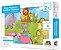 Jogo Quebra – Cabeça Animais e seus Filhotes – Meu Primeiro Quebra-cabeça com Pinos com 4 peças – ABC Brinquedos - Imagem 2