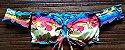 Biquíni Ciganinha Rosa calcinha fechada - Imagem 5