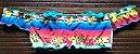 Biquíni Ciganinha Rosa calcinha fechada - Imagem 6