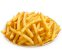 Batata Frita Pequena 500g - Imagem 1