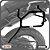 Suporte Baú Lateral Triumph Tiger800 2012+ Scam Spto058 - Imagem 1