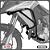 Protetor Motor Carenagem Honda Xre300 2010+ Sptop357 Scam - Imagem 1