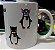 Caneca Linux Not All Heroes Wear Masks - Imagem 5