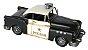 Carro de Policia de Metal Decorativo Vintage 33cm Avalon - Imagem 1
