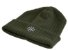 GORRO INDEPENDENT CROSS RIBBED VERDE OLIVA - Imagem 4