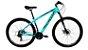 Bicicleta SOUTH Legend Aro 29/21V Azul Turquesa - Tam. 15 - Imagem 1