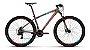 Bicicleta SENSE One 2020 21v Preta/ Vermelha/ Azul - Tam.17 - Imagem 4
