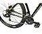 Bicicleta CALOI Explorer Sport 29' 21V Preta/Amarelo - TAM. 15 - Imagem 12