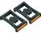Par de Plataforma para Pedal SHIMANO SM-PD22 Preto - Imagem 1