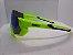 Oculos MARELLI Cronos Preto/Verde - Imagem 1
