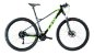 Bicicleta TSW Stamina 27V Preto/Verde - Tam. 15.5 - Imagem 1
