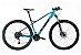 Bicicleta TSW Stamina 27V Preto/Azul - Tam. 15.5 - Imagem 1