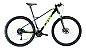 Bicicleta TSW Stamina 27V Preto/Verde - Tam. 19 - Imagem 1