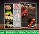 CARDÁPIO PLASTIFICADO - Frente e Verso Coloridos - 4x4 - Tamanho A4 - Papel Couche170g - Imagem 6