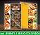 CARDÁPIO PLASTIFICADO - Frente e Verso Coloridos - 4x4 - Tamanho A4 - Papel Couche170g - Imagem 5