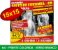 5.000 PANFLETOS 15x15cm - Frente Colorida - 4x0 - Papel Couche 90g - Imagem 4
