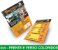 5.000 PANFLETOS 10x15cm - Frente e Verso Coloridos - 4x4 - Papel Couche 115g - Imagem 6