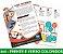 5.000 PANFLETOS 10x15cm - Frente e Verso Coloridos - 4x4 - Papel Couche 115g - Imagem 1