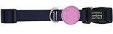 Coleira para Cachorro - Basic Rosa - CoolDog - Imagem 1