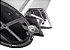 Lixeira com pedal em aço inox 3L - Tramontina - Imagem 3