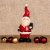 Papai Noel de Porcelana - 10x23 cm - Imagem 3