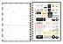 CADERNO UNIV.CD 1X1 COLEG WEST VILLAGE 80F - Imagem 6