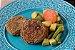 Hamburguer de Carne com Legumes - 200g - Imagem 1