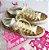 Tênis Personalizado All Star Cano Baixo com cristais Swarovski Dourado - Imagem 1