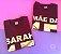Kit de camisetas personalizadas mãe e filha - 15 anos - Imagem 1