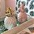 Cofre de Abacaxi - coroa dourada - Imagem 2