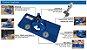Kreg Concealed Hinge Jig| Gabarito p/ Furação de Dobradiça Caneco com Broca de 35mm - Imagem 5