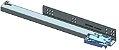 Soprano - Trilho Invisível Soft Closing 400mm ET Zincado - Imagem 2