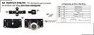 Perfil - Sistema deslizante para armário - PERFIPLUS - Até 60 Kg - Kit Embutir - Imagem 1