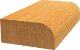 Bosch - Fresa Borda Decorativa c/ Rolamento 31,8mm - 31,8 x 16 x 6mm - Raio 9,5 - Imagem 2