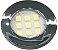 Artetílica Nuze - Luminária Pontual Circular - 9 Super LED 3000K - 110/220V Cromado - E311.C - Imagem 1