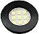 Artetílica Nuze - Luminária Pontual Circular - 9 Super LED 3000K - 110/220V Preto - E311.P - Imagem 1