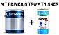 Sayerlack - KIT Primer Nitro Branco 9327 (3,6L) + 2 Thinner 900ML - Imagem 1