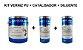 Sayerlack - KIT Verniz PU Fosco 6713 3,6L + Catalisador + Diluente - Imagem 1