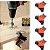 GOLDLINE - Gabarito 90º - Clipe Angular - Kit com 4 Peças - Imagem 7